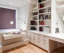 artist's office and studio